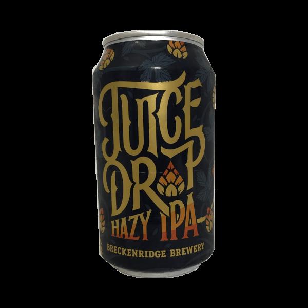 Juicy Drop hazy ipa can
