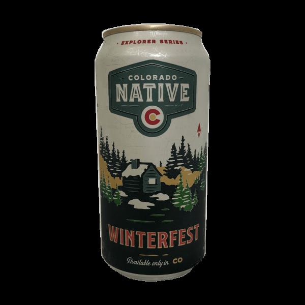 Colorado Native Winterfest can