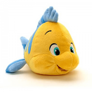 Flounder the Fish from The Little Mermaid Plush