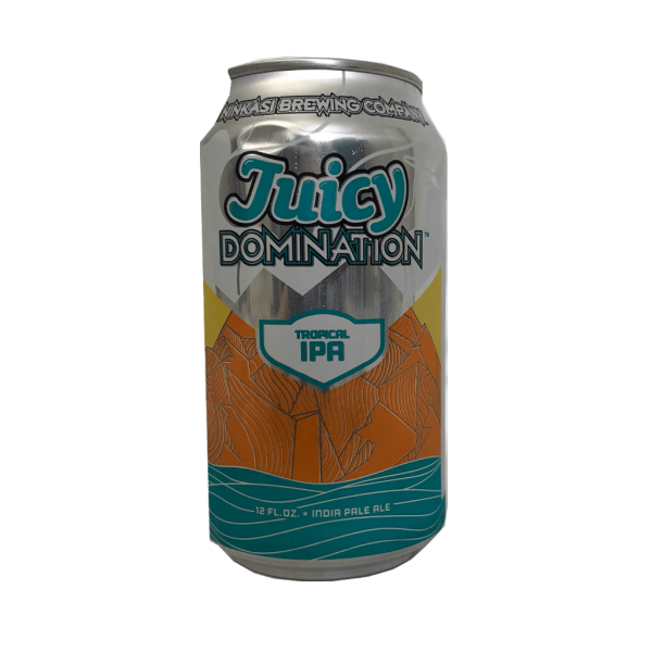 Ninkasi Brewing Juicy Domination can