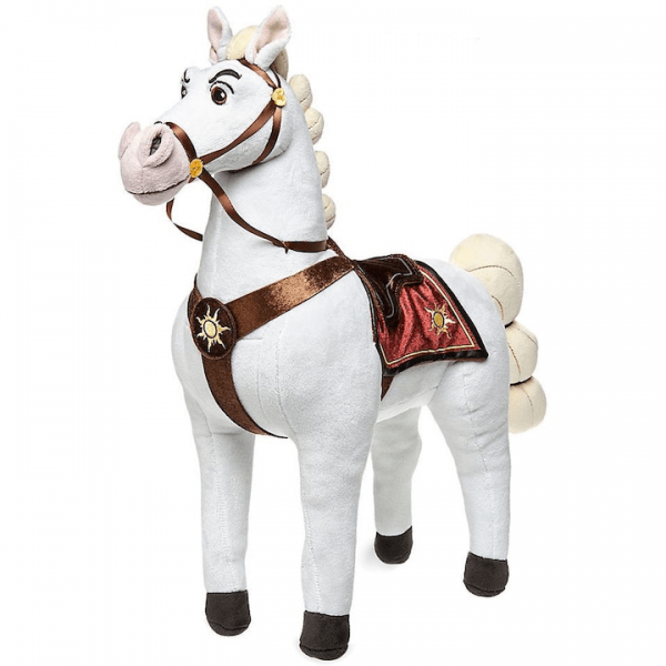 Maximus the Horse from Tangled Plush in a standing position